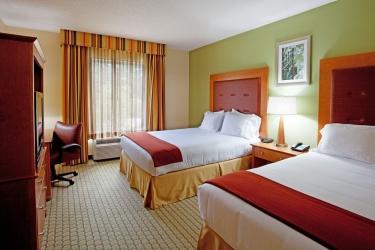 Hotel Holiday Inn Express & Suites Charleston-North: Chanbre NORTH CHARLESTON (SC)