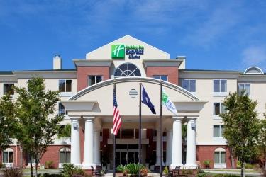 Hotel Holiday Inn Express & Suites Charleston-North: Façade Hotel NORTH CHARLESTON (SC)