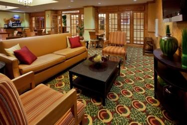 Hotel Holiday Inn Express & Suites Charleston-North: Hall d'entrée NORTH CHARLESTON (SC)