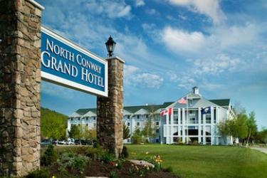North Conway Grand Hotel: Extérieur NORTH CONWAY (NH)