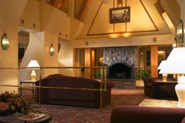 North Conway Grand Hotel: Hall NORTH CONWAY (NH)