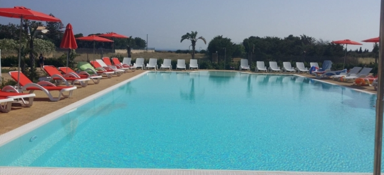 Hotel Calabernardo Resort: Piscina Esterna NOTO - SIRACUSA