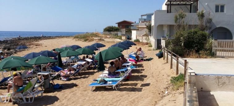 Hotel Calabernardo Resort: Spiaggia NOTO - SIRACUSA