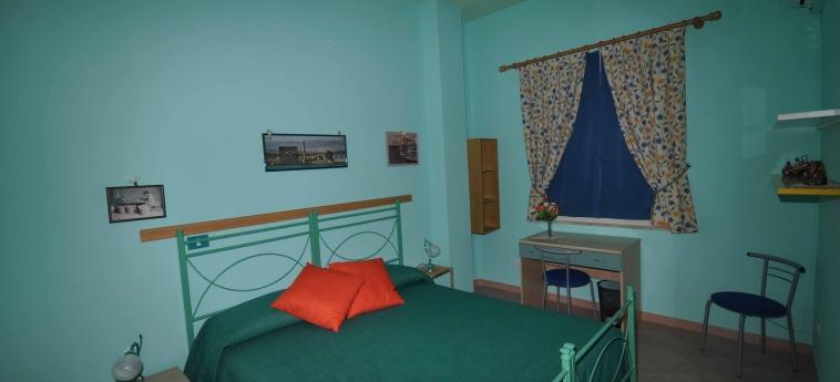 Hotel B&b Mandorleto Resort By Morfeo: Schlafzimmer NOTO - SYRAKUS