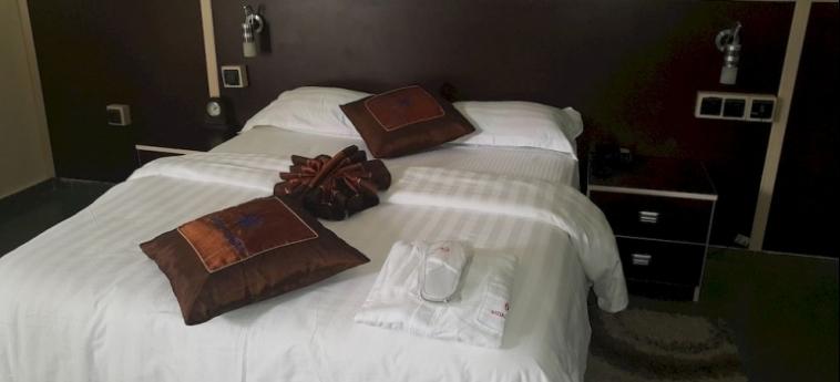 Hotel Wissal: Carpa NOUAKCHOTT