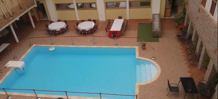 Hotel Wissal: Escritorio NOUAKCHOTT