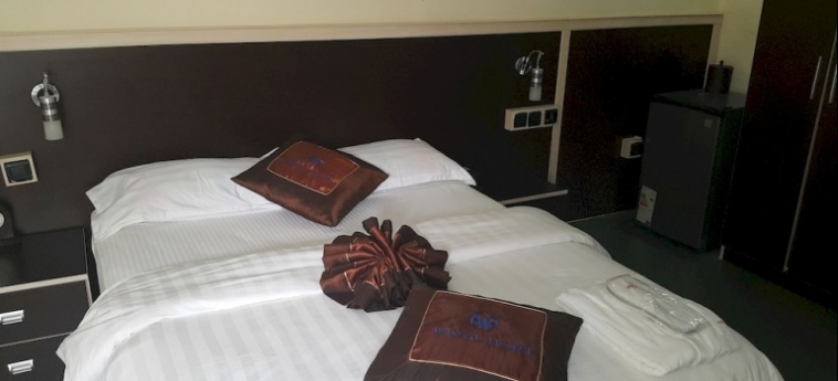 Hotel Wissal: Habitación de Lujo NOUAKCHOTT