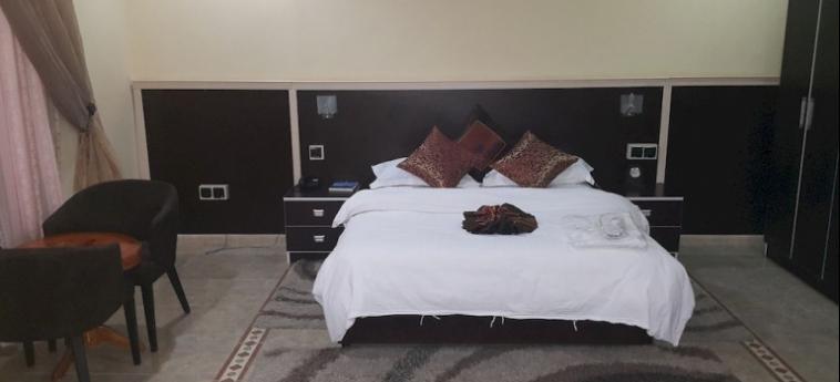 Hotel Wissal: Sala de Desayuno NOUAKCHOTT