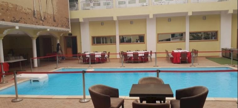 Hotel Wissal: Trullo NOUAKCHOTT