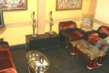 Hotel Swisston Inn: Lobby NUEVA DELHI
