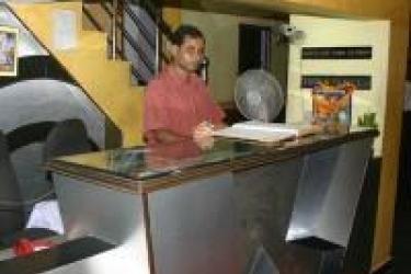 Hotel Swisston Inn: Recepción NUEVA DELHI
