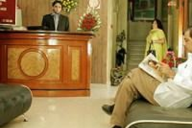 Hotel Bb Palace: Hall NUEVA DELHI
