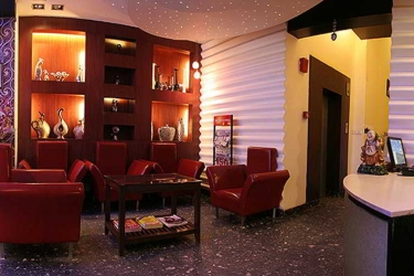 Hotel Bb Palace: Lobby NUEVA DELHI