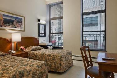 Hotel Americana Inn: Habitaciòn Gemela NUEVA YORK (NY)