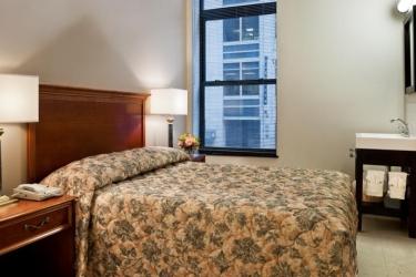 Hotel Americana Inn: Habitación NUEVA YORK (NY)
