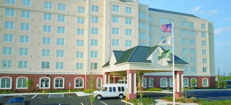 Hotel Country Inn & Suites By Radisson, Newark Airport, Nj: Exterior NUEVA YORK (NY)