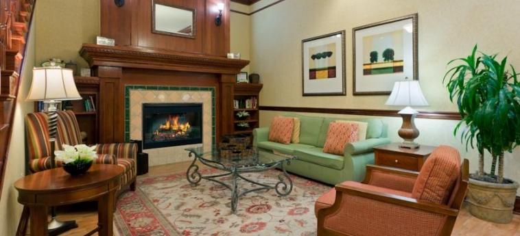Hotel Country Inn & Suites By Radisson, Newark Airport, Nj: Sala Relax NUEVA YORK (NY)