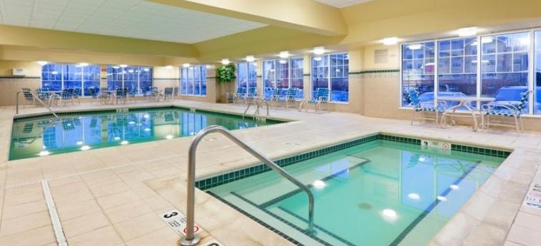 Hotel Country Inn & Suites By Radisson, Newark Airport, Nj: Swimming Pool NUEVA YORK (NY)