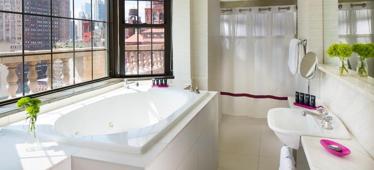 Hotel Iberostar 70 Park Avenue: Cuarto de Baño NUEVA YORK (NY)