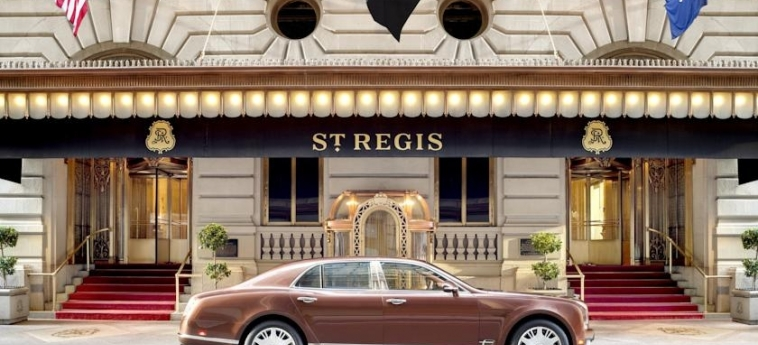 Hotel The St. Regis New York: Exterior NUEVA YORK (NY)