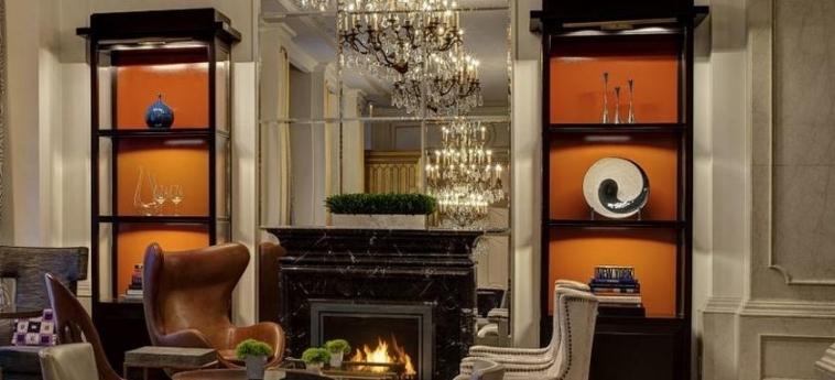Hotel The St. Regis New York: Salon NUEVA YORK (NY)
