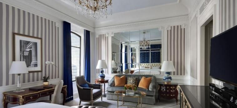 Hotel The St. Regis New York: Salotto NUEVA YORK (NY)