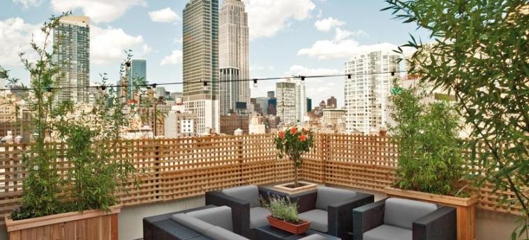 Fotografías Hotel Hilton New York Fashion District Nueva