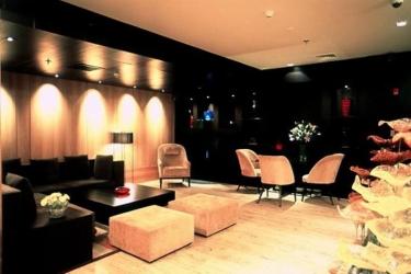 Svelte Hotel & Personal Suites: Lobby NUOVA DELHI