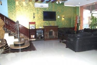 Hotel Raunak International: Lobby NUOVA DELHI