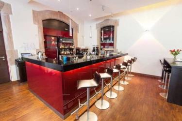 Hotel Novina Tillypark: Bar NUREMBERG