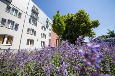 Hotel Novina Tillypark: Extérieur NUREMBERG