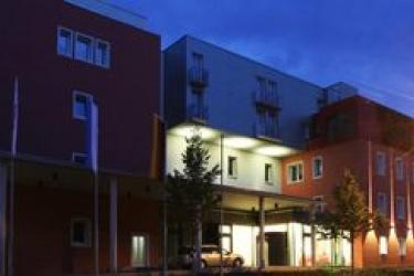 Hotel Novina Tillypark: Exterieur NUREMBERG