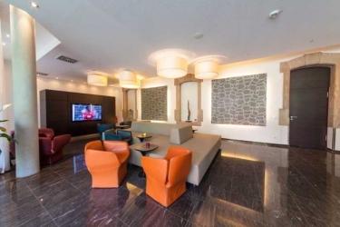 Hotel Novina Tillypark: Lobby NUREMBERG