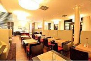 Hotel Novina Tillypark: Restaurant NUREMBERG