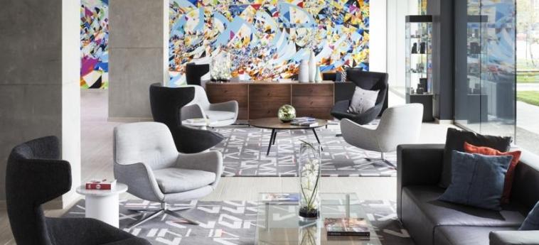 Hotel Le Meridien Chicago - Oakbrook Center: Lobby OAK BROOK (IL)