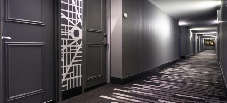 Hotel Le Meridien Chicago - Oakbrook Center: Pasillo OAK BROOK (IL)