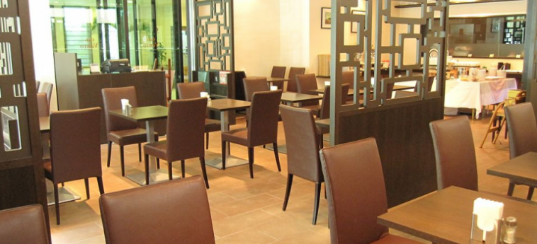Comfort Hotel Naha Kencho-Mae: Restaurant OKINAWA ISLANDS - OKINAWA PREFECTURE