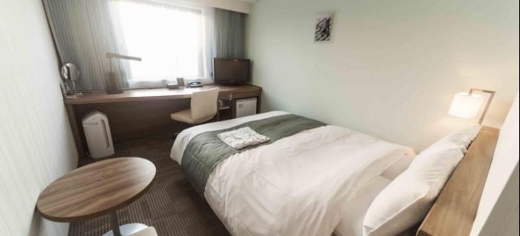 Comfort Hotel Naha Kencho-Mae: Room - Double OKINAWA ISLANDS - OKINAWA PREFECTURE