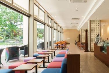 Naha Central Hotel: Caffetteria OKINAWA ISLANDS - OKINAWA PREFECTURE