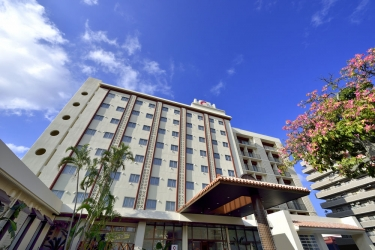 Naha Central Hotel: Exterior OKINAWA ISLANDS - OKINAWA PREFECTURE
