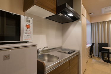 Naha Central Hotel: In-Room Kitchen OKINAWA ISLANDS - OKINAWA PREFECTURE