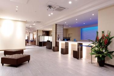 Naha Central Hotel: Interior Entrance OKINAWA ISLANDS - OKINAWA PREFECTURE