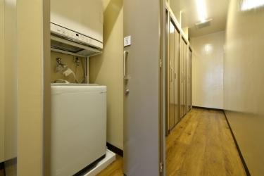 Naha Central Hotel: Laundry Room OKINAWA ISLANDS - OKINAWA PREFECTURE