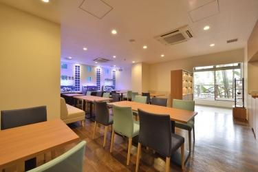 Naha Central Hotel: Lounge OKINAWA ISLANDS - OKINAWA PREFECTURE