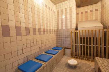 Naha Central Hotel: Sauna OKINAWA ISLANDS - OKINAWA PREFECTURE