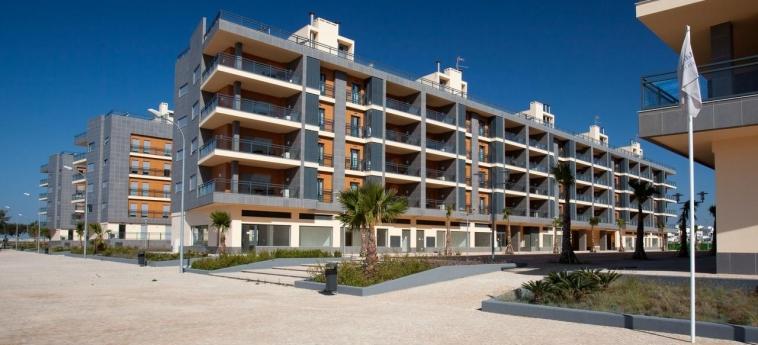 Hotel Real Marina Residence: Exterior OLHAO - ALGARVE