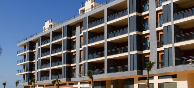Hotel Real Marina Residence: Außen OLHAO - ALGARVE