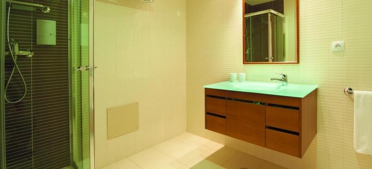 Hotel Real Marina Residence: Badezimmer OLHAO - ALGARVE