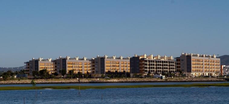 Hotel Real Marina Residence: Rundblick OLHAO - ALGARVE
