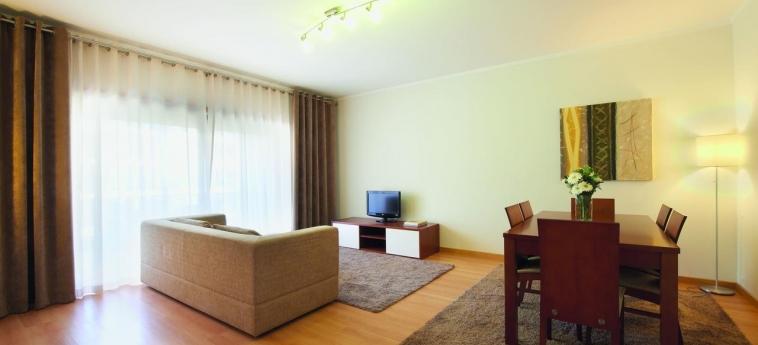 Hotel Real Marina Residence: Wohnzimmer OLHAO - ALGARVE